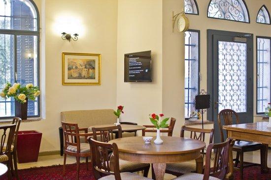 Arcadia Ba'Moshava Jerusalem: Lobby