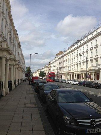 Holiday Inn Express London - Victoria: belgrave road