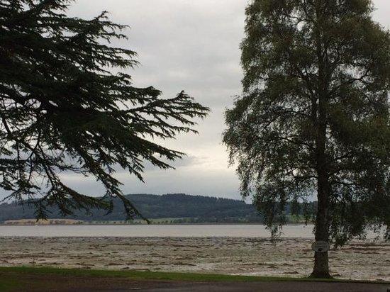 Bunchrew House Hotel: Waterview