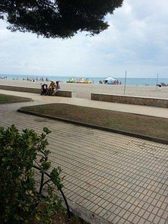 Hotel Pino Alto: побережье