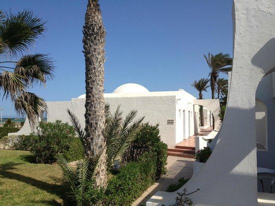 Al Jazira Beach & Spa: Un menzel