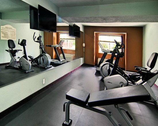 Best Western Plus Elizabeth City Inn & Suites: Stay fit and be well during your stay away!