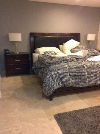 Ciqala Luxury Suites: Kin Bed