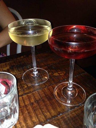 Baravin: Champagne cocktails