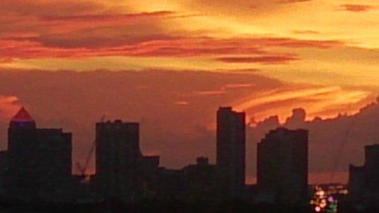 The Ritz-Carlton, Fort Lauderdale : sunset