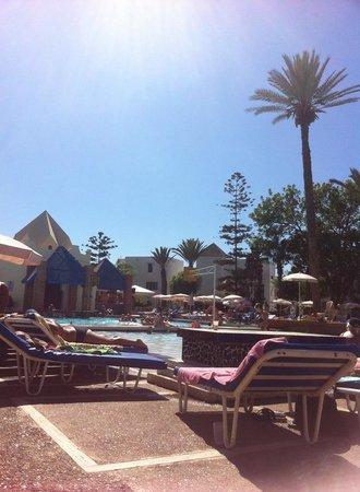 Caribbean Village Agador : Pool Area