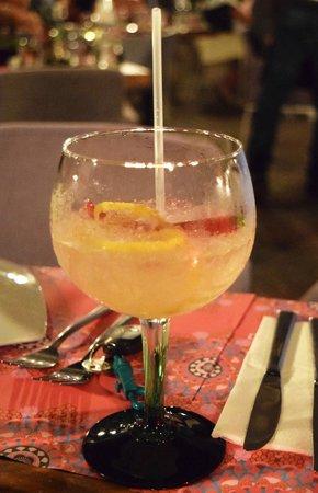 Palia Agora: Spicy drink (my boyfriend had this and said it was yummy)