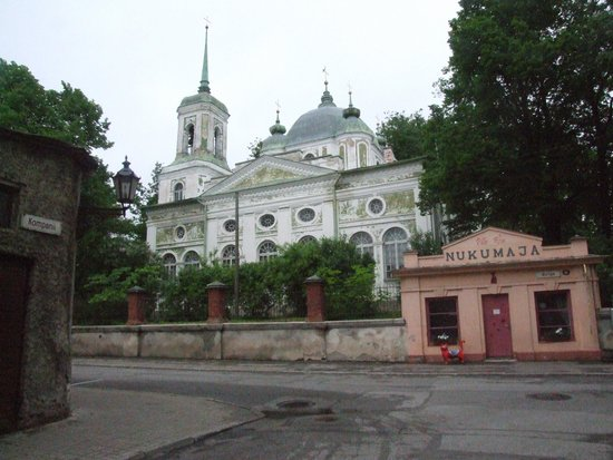 Uspenski Cathedral of the Estonian Apostolic Orthodox Church