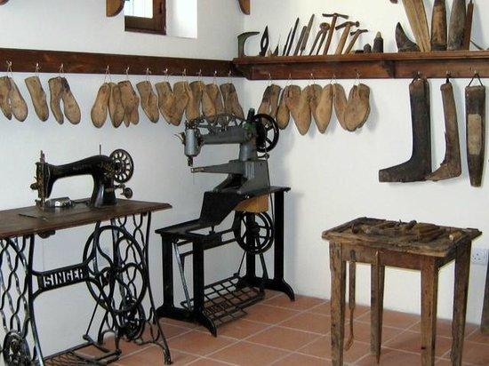 Spilia, Chypre : Μουσείο στο ισόγειο