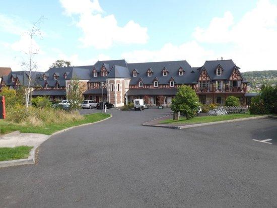 Pierre & Vacances Residence Premium Résidence & Spa : Domaine magnifique