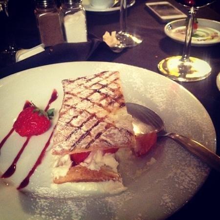 Castelo do Mar Bar, Restaurante: Вкуснейшие десерты