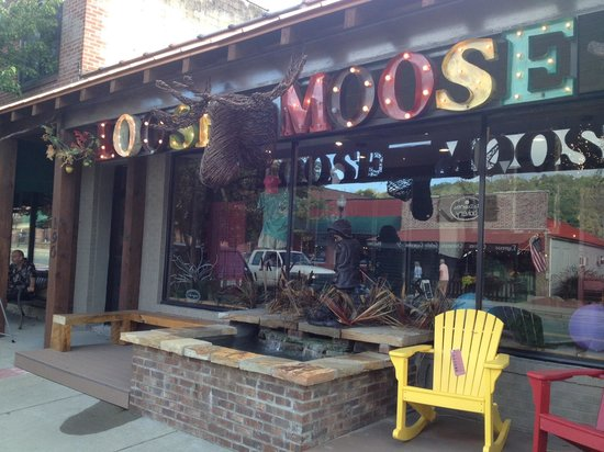 Best Souvenir Shop in Bryson City - Review of Loose Moose