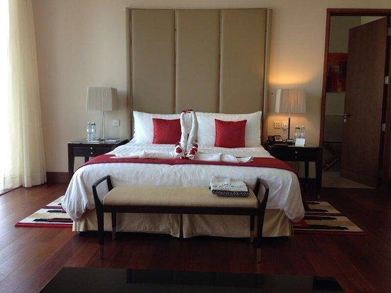 The Oberoi, Dubai: Room size
