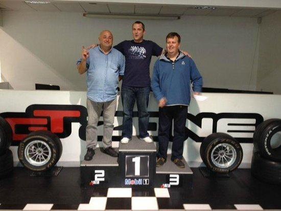 Lets Race: The Winners