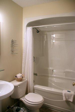 MidTrail Motel & Inn: bathroom