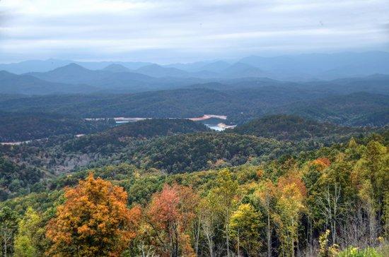 Mountain Ridges, Murphy NC