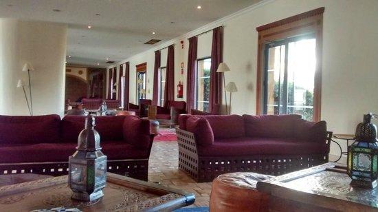 Vila Galé Tavira: Reception area of Hotel
