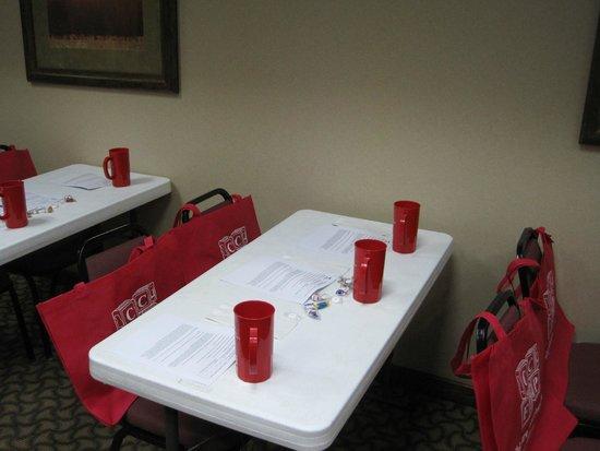Comfort Suites Columbia: Meeting room