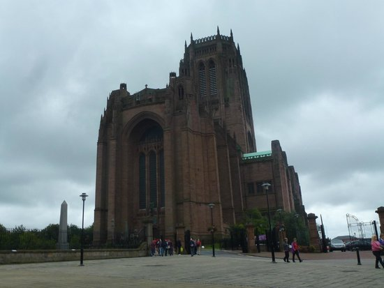 Hope Street Hotel: Liverpool Anglican Cathedral