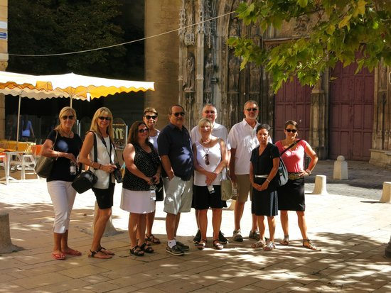 Tour Designer in Provence Private Tours: Old Town - Aix-En-Provence