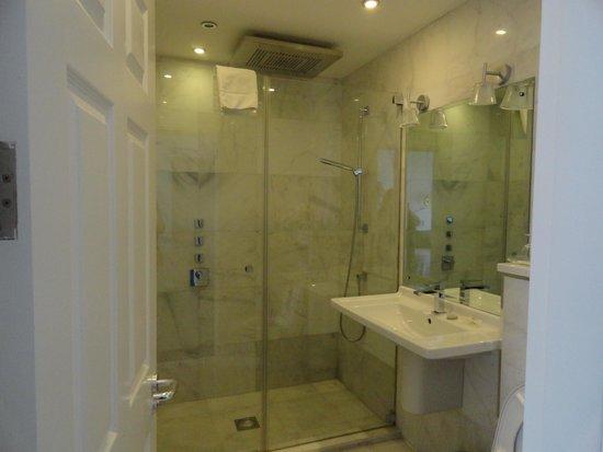 Dunmore House Hotel: salle de bain