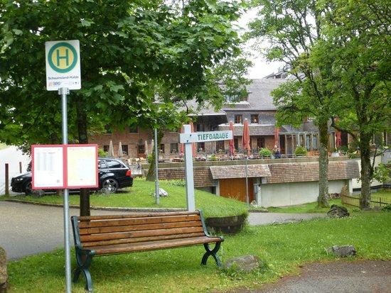 Hotel Die Halde : Ob mit Bus oder dem eigenen Auto -hier sind Sie richtig!