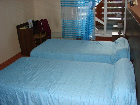 Hotel des Voyageurs : Chambre 202