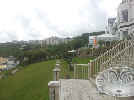 Carbis Bay Hotel & Estate: part view of grounds