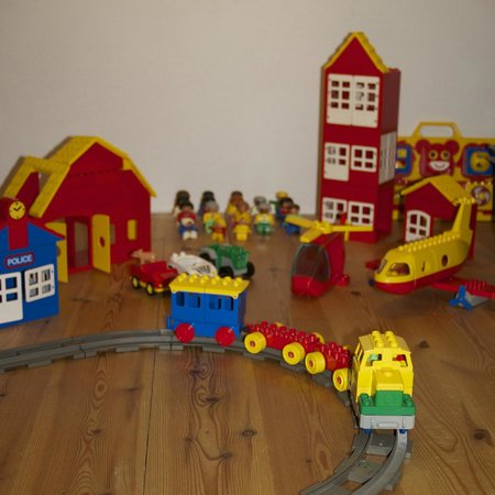 LILLEVANG APARTMENTs: Loft with Lego for the Kids