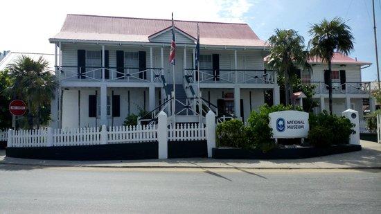Cayman Islands National Museum: museo nacional