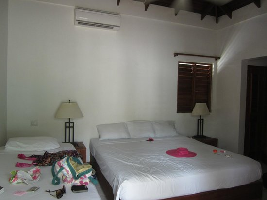 Negril Palms Hotel : our room