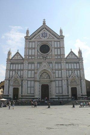 Santa Maria Novella Hotel : Florence church