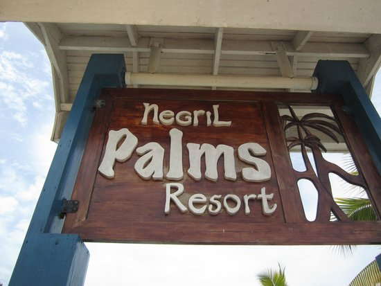 Negril Palms Hotel : hotel
