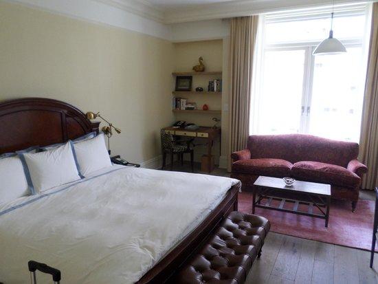 Greenwich Hotel: Room 401
