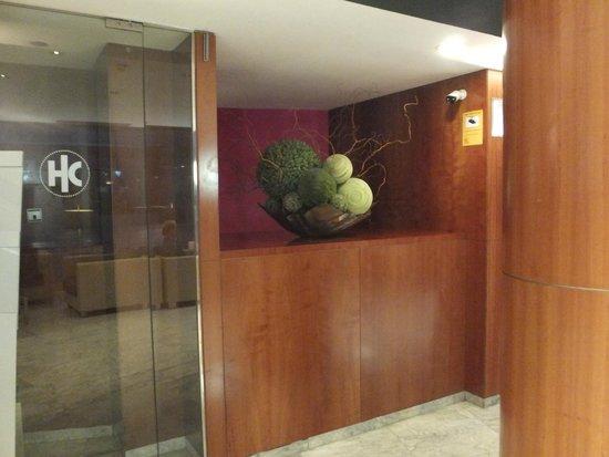 Hotel Catalonia Barcelona 505: Particolare ingresso