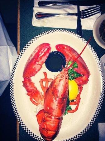 Lobster Pot: Big Lobster