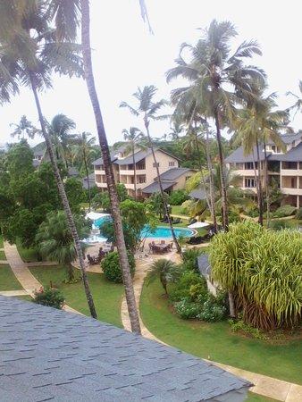 Hotel Alisei: Mi vista a la piscina