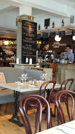 The Chophouse Gastro Pub: Beef Club Menu