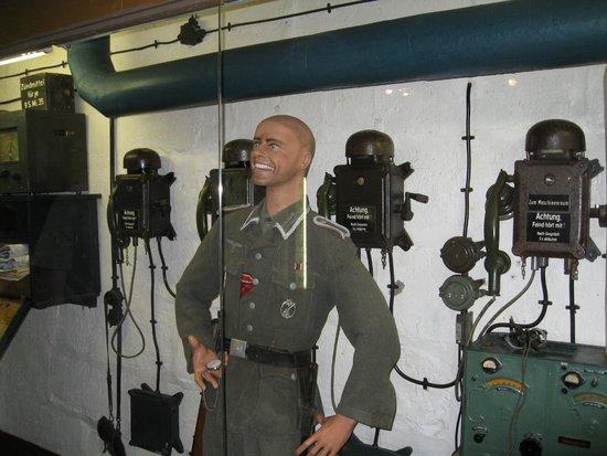 Le Grand Bunker Musee du Mur de l'Atlantique : Scary!