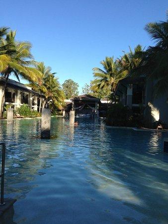Pullman Port Douglas Sea Temple Resort & Spa: the lagoon
