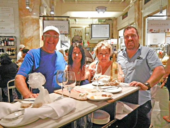 Eataly: Dropped In for Some Charcuterie and Wine