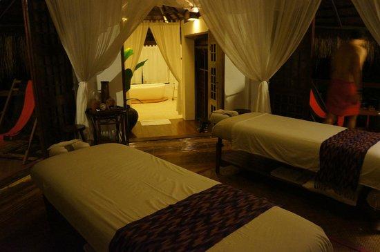 Mandala Spa & Resort Villas: Massage villa