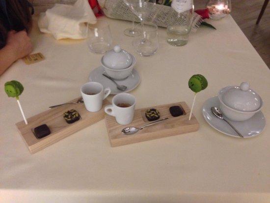 Lo Scudiero: Normalissimo caffè espresso