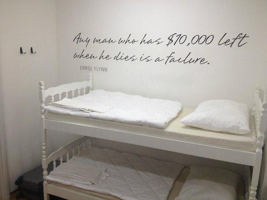 Hostel Tresor: Bedroom