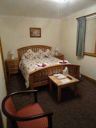 Stanton Villa B&B: the bedroom