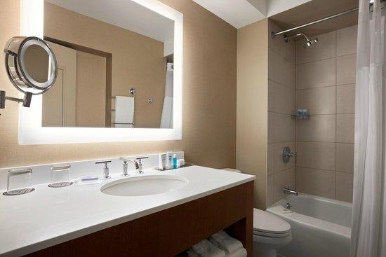 Wyndham Grand Chicago Riverfront: Bathroom