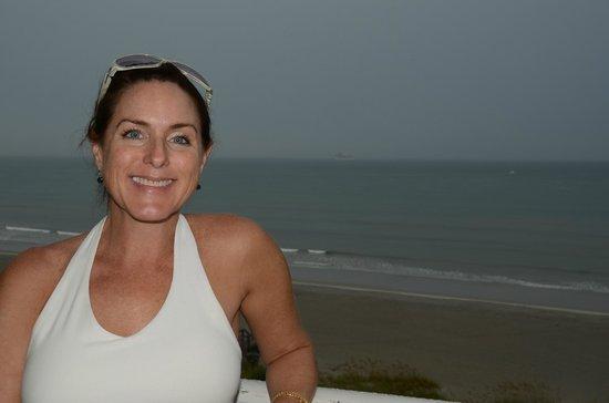 Best Western Ocean Beach Hotel & Suites : Enjoying the VIEW of the Atlantic