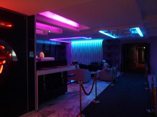Hotel Otel Lider: Lobby.