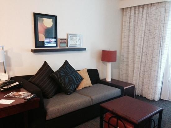 Residence Inn Sebring : livingroom