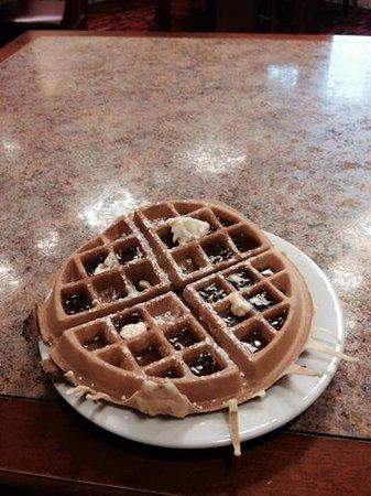 Sebring, Φλόριντα: yummy waffles